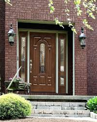 fiberglass entry doors storm customize and accentuate your home with an elegant door decorative glass best