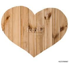 decorative heart wooden wall