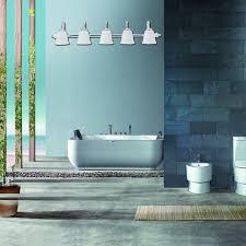 portfolio 5 light polished chrome bathroom vanity light. portfolio glass wall lighting fixtures ebayportfolio 5 light polished chrome bathroom vanity o