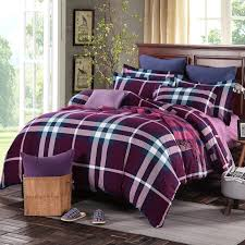 plaid duvet cover full plaid flannel duvet covers bedsheet cover bed sets with