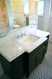 carrara marble tile bathroom photos engaging designs with vanity white floors at des carrara marble bathroom