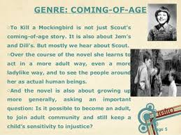 book review to kill a mockingbird genre page 4 5