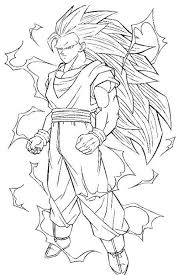 Vegeta Coloring Pages Awesome Dragon Ball Z Coloring Pages Goku