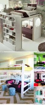 Teenage Living Room 17 Best Ideas About Girl Loft Beds On Pinterest Teen Loft