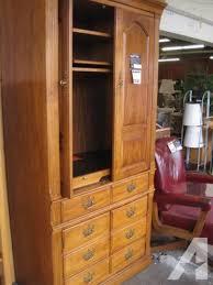 thomasville television cabinet armoire entertainment unit