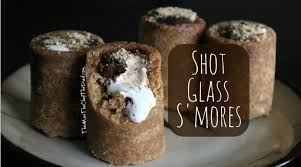 what would you serve in an edible shot glass share your ideas with us below