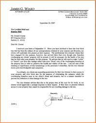 3 Letter Of Complaints Samples Adjustment Letter