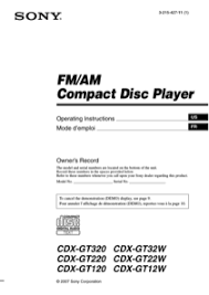 sony cars cdx gt320 pdf installation connections manual free Sony Cdx Gt320 Wiring also see for sony cdx gt320 sony cdx gt300 wiring diagram