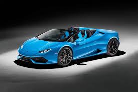 2017 Lamborghini Huracan Convertible Pricing - For Sale | Edmunds