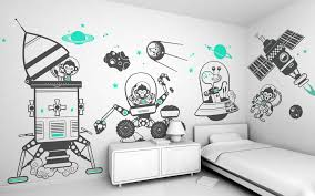 Small Picture Designs Nursery Wall Decals Etsy With Nursery Wall Stickers Dubai