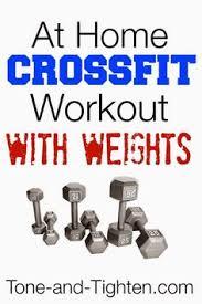 Home Gym Workout Plan Fitness Exersice Program Workout Routine ...