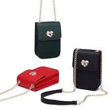 Women's <b>Genuine Leather</b> Bag. (Classic Chain Crossbody Handbag)