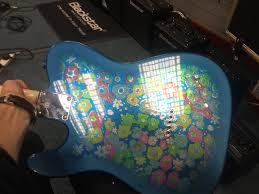 fender fsr classic 69 blue flower telecaster teleboard fender fsr classic 69 blue flower telecaster