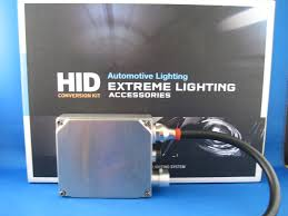 hid conversion kit 55 watt hid55sclr automotive