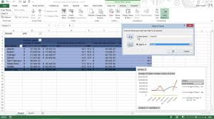 Pivot Chart Youtube How To Create Pivot Charts In Excel 2013 For Dummies