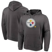 Pullover - Pittsburgh Bob's Scrimmage Steelers Hoodie Men's Stores Line Of