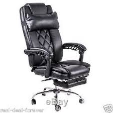 luxury office chair. luxury office chair high back computer adjustable leather recliner swivel