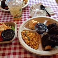 kitchen table with food. Photo Of Kitchen Table: BBQ \u0026 Comfort Food - Denver, CO, United States Table With D