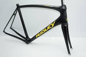 Fenix Sl Matte Black And Yellow Bike Builder Ridley