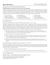 Best Solutions Of 20 Professional Security Guard Resume Samples