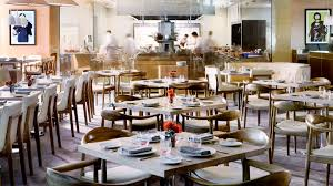 Restaurant Kitchen Furniture Travelle Kitchen Bar Chicago Luxury Hotel The Langham Chicago