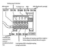 2002 Jetta Wiring Diagram 2002 VW Jetta AC Fuses