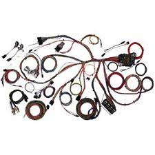 1967 mustang wiring harness 1967 1968 mustang classic update american autowire wiring harness kit 510055 fits 1967 mustang