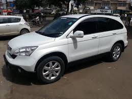 second hand cars honda crv