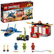 LEGO 71703 NINJAGO Legacy 4+ Kräftemessen mit
