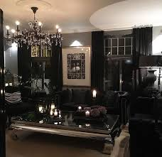 Goth Interior Design Unique Amazing Gothic Living Room H O M E A N D I T R And Idea Decor