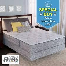 mattress in a box sam s club. Serta Perfect Sleeper® Silverdale Mattress Set (Various Sizes) In A Box Sam S Club