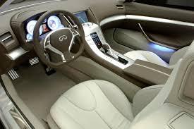 infiniti g35 interior. 2007 infiniti concept g35 interior