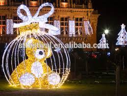 indoor christmas lighting. Holiday Decoration LED 3D Bear Outdoor/indoor Christmas Light For Mall Indoor Lighting