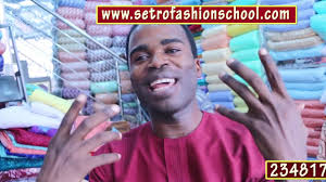 Where To Get <b>Quality Lace Fabrics</b> In Lagos {Setro's Vlog Episode ...