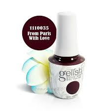 Harmony Gelish UV Soak Off Gel 1110035 From Paris With Love 0.5oz -  BeautyChain