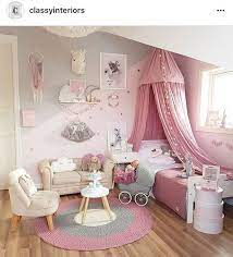 pink girl room toddler bedrooms