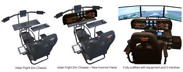 in mid year 2016 i autd the avsimreview avsim com index php reviews mad catzsaitek flight simulator cockpit r690 of the volair flight sim