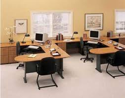 small office workstations. Marvelous Decoration Small Office Workstations Cubicles Brown Modular Furniture For