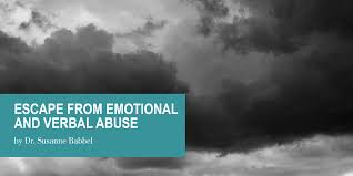 Escape From An Emotionally And Verbally Abusive Father Psychology