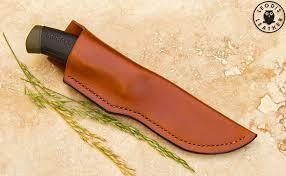 knife sheath patterns