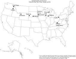 map of sal s road trip gram and gramps our classroom blog