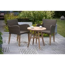 teak bistro table and chairs. Savoy-Rattan-Teak-Bistro-Set.jpg Teak Bistro Table And Chairs