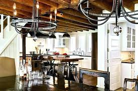 full size of kitchen table chandelier height over houzz chandeliers rustic lighting ideas marvelous kitche good