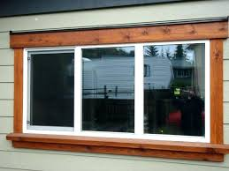 outside window trim replace exterior window trim installing exterior window trim on window trim ideas pictures