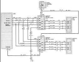 2005 ford five hundred radio wiring diagram wiring diagram within 2001 ford mustang radio wiring diagram at Ford Mustang Radio Wiring Diagram