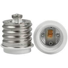 High Quality Lamp Base Adapter E40 To E27 Led Light Bulb Socket