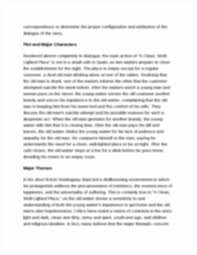 a clean well lighted place essay kauri museum review essay a clean  a clean well pdf a clean well lighted place the revelation of image of page 3