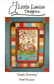 Panel Quilt Patterns Cool Free Panel Quilt Patterns FABRIC PANELS Pinterest Panel Quilts