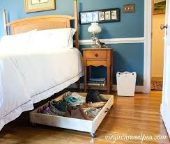 diy under bed storage frame under bed storage drawer make a drawer on wheels to diy under bed storage frame