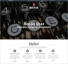 book publishing templates 6 publishers joomla themes templates free premium templates